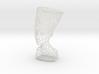 Nefertiti Voronoi 3d printed