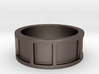 Inlay Ring Size 8 3d printed