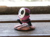 Shy Guy - Pink (Bowser's Legion #1)  3d printed