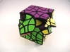 Andromeda Cube 3d printed Four Turns