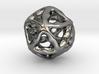Math Art - Alien Ball Pendant 3d printed