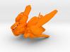 1/350 Terran Detector Raven 3d printed