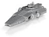 Warden Class ESPO Customs Frigate 3d printed