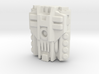 Mega PowerMaster Engine (Titans Return) 3d printed