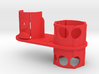 For Dyson V8 - Wall Adapter 2RM Cut - V7-01 3d printed
