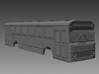 Volvo B10m Bus 2-0-2 Odense N scale 3d printed