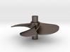 Propeller 4 In RH 4 blade 3d printed
