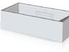 Universal 7 Plank Wagon Bodyshell 3d printed