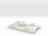 1/285 Siebel Ferry 40 Light Flak 3d printed