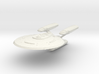 "Niagara Class  Cruiser  7.6"" 3d printed"