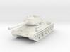 T34-85 1/160 3d printed