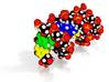 Custom DNA Molecule Model, Standard Size 3d printed