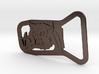 Renegade Pigs Motorcycle Club Bottle Opener 3d printed