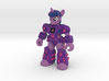 Scholarly Sparkle (Full Color) Battle Beast 3d printed