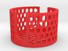 """Concrete Coaster v2.0 M-Holder Mini Set 3.5""""  3d printed"""