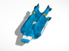 Haydron Blorr Class Transport 3d printed ship with Large pods