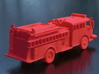 ALF Century 2000 1:64 combined 3d printed The photos shows the 1:87 version