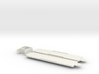 O Scale SD160 LRV Floor/Center Section Set 3d printed