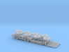 #35002 1/35th WW2 German Rail Car Truck Set 3d printed