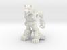 Jawsome Jackal (Plastic) 3d printed