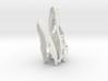 1:8 Utahraptor skull 3d printed