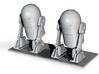 Custom 1/72 R2D2 for Diorama 3d printed