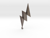 Lightning Bolt Pendant 3d printed