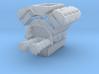 AJPE 1/24 Hemi Dual Blower Manifold 3d printed