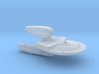 Terran Rankine Class Science Cruiser - 1:7000 3d printed