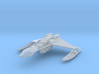 Klingon D5 Tanker Variant 1/2500 FUD 3d printed