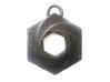 Hexagon Keychain 3d printed