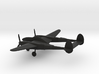 Lockheed P-38 Lightning 3d printed