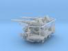 1/35 40mm Bofors Quad Mount FUD 3d printed