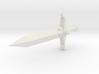 Dagger D4 3d printed
