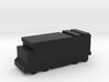 Game Piece, Freight Train, Diesel Locomotive 3d printed