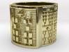 BABA IKA MEYI Ring Size 11-13 3d printed
