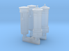 Victorian Letter Box 28mm 3d printed