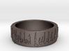 Wubba Lubba Dub Dub Ring Size 12 3d printed