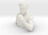 Me as Barney Ross (the Expendables) 3d printed