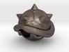 Horned Koopa Shell Bead 3d printed