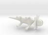 Petal Monster Lizard  3d printed
