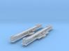 Best Detail 1/96 USN P-6 Catapult Set 3d printed