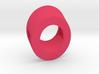 40 Degree ::: Circle Pendant ::: v.01 3d printed