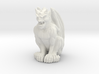 Gargoyle Statue 3d printed