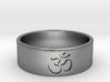 OM Ring 3d printed