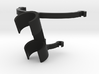Acoustic Bass Mic Mount 20mm 3d printed Acoustic Bass Microphone Clip