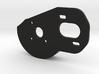 V2 Motor Plate w/Spur Guard 3d printed