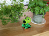 Peashooter Plants vs zombies 3d printed