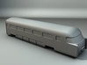 Aerotrain Wagon Tail Z scale 3d printed