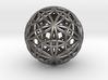 "IcosaDodecasphere 1.7"" 3d printed"